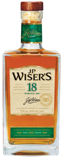 Wiser's Canadian Whisky 18 Year 750ml
